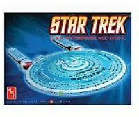 Star Trek Uss Enterprise, Toys Model Kits Collectibles Display Kids Plastic on sale