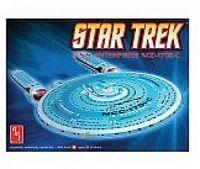 Star Trek Uss Enterprise, Toys Model Kits Collectibles Display Kids Plastic