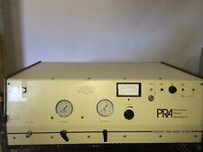 Praphotochemical Research Associates Nitrogen Laser Model Ln1000