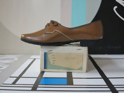 Bellissimo Iris Normalissime Scarpe Basse 70er True Vintage 70s Shoes D-sport Forms Nos Ovp-mostra Il Titolo Originale Per Farti Sentire A Tuo Agio Ed Energico