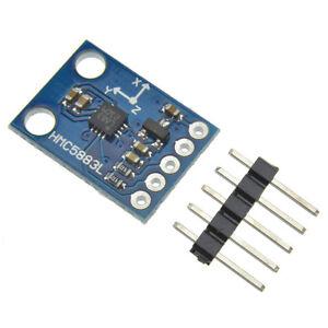 GY-273-HMC5883L-Triple-Axis-Compass-Magnetometer-Sensor-Module-For-Arduino-3V-5V