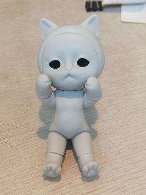 Bjd Gato Recast Free Shipping 1/8 Bjd Doll Cat Dollfie Anime Manga Blythe Impermeabile, Resistente Agli Urti E Antimagnetico
