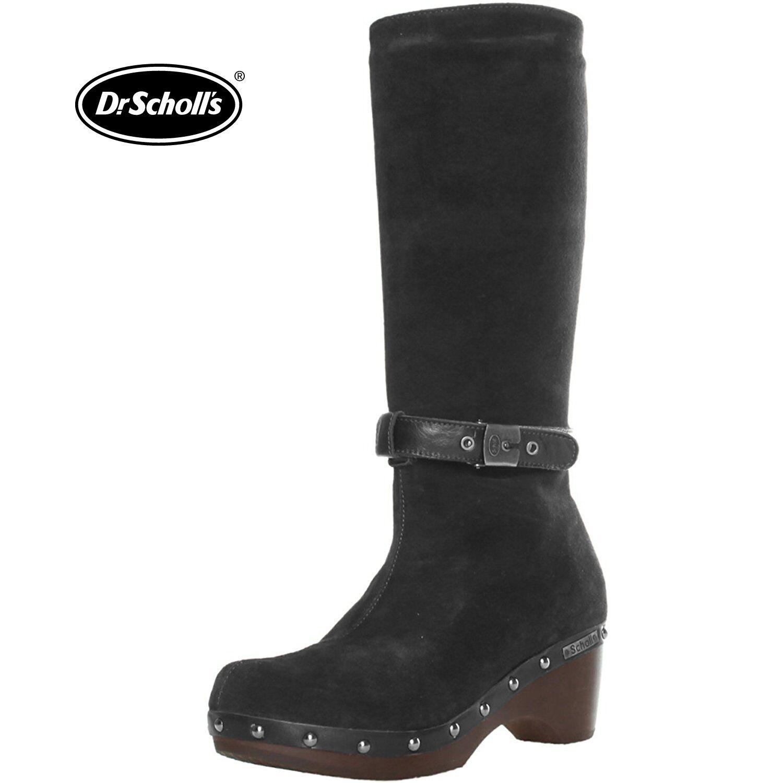 Dr. Scholl's Goia F21487-1004-410 Women's Boots, Black  EU 41 / UK 7