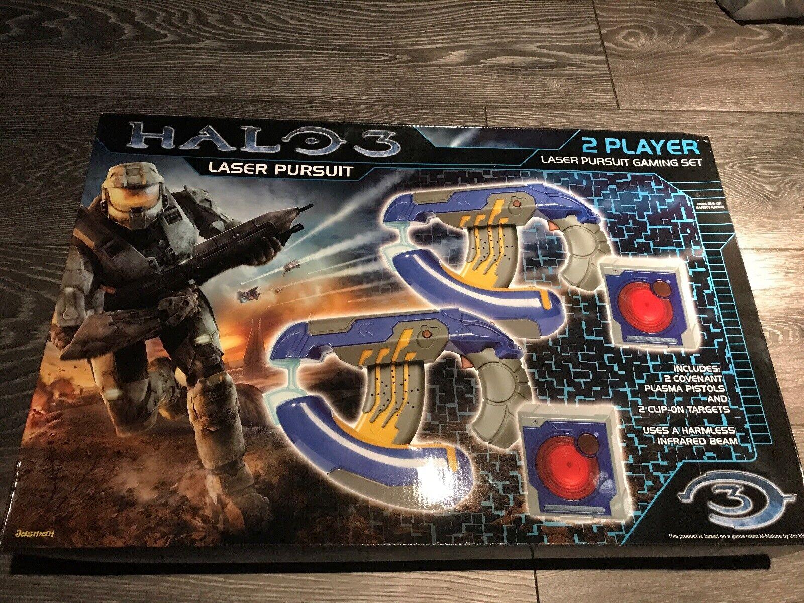 Rare Halo Halo Halo 3 laser pursuit Gaming Set 1adb26