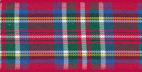 Berisfords Royal Stewart Tartan Ribbon 6 Widths 6 Lengths Free UK Post Multibuy