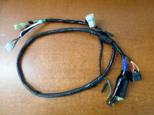 s l500 honda rancher 350 2x4 te 2006 wiring harness 9663 ebay Honda Rancher 350 ES at eliteediting.co