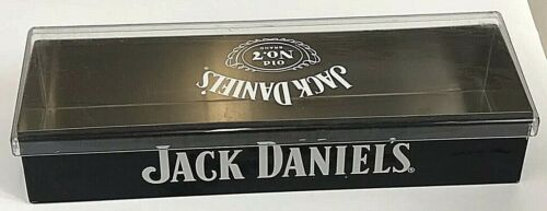 Jack Daniels Whiskey Old No 7 Bar Cocktail Tray Condiment Holder Caddy No Bins