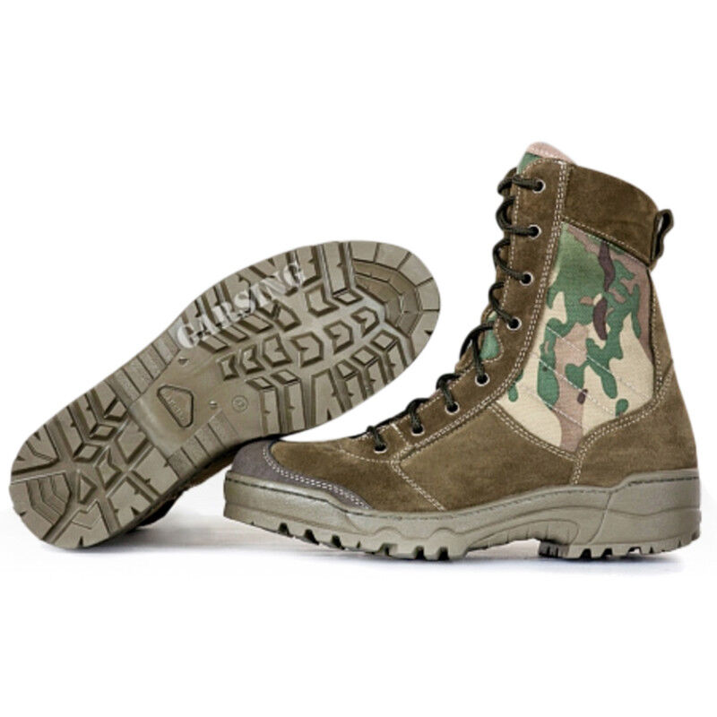 Combat Boots Rus Russian Army Multicam Garsing Jungle Leightweight GROM 339 MO