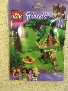 Enthousiaste Lego Friends écureuil Tree House (41017) Entièrement Neuf Sous Emballage-afficher Le Titre D'origine RafraîChissant Et Enrichissant La Salive