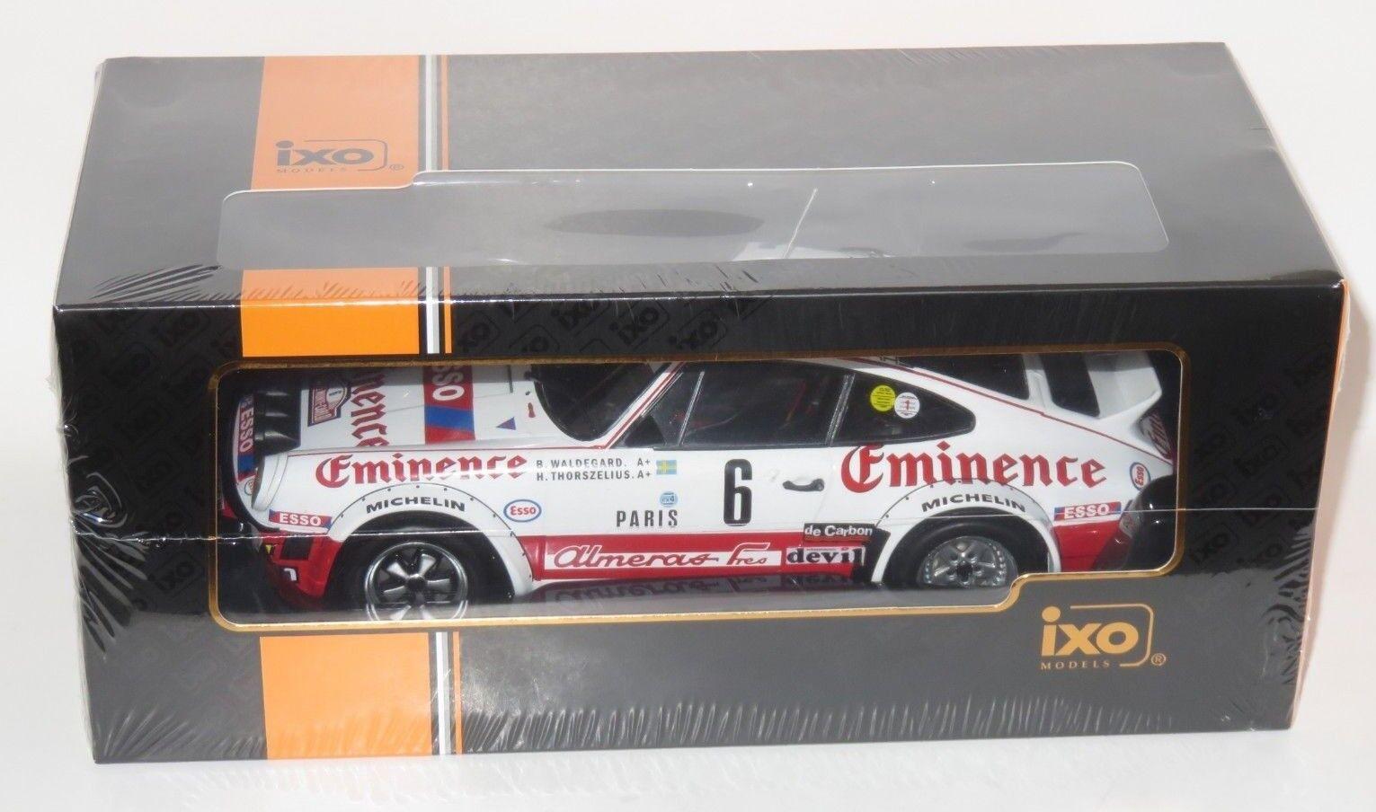 1 18 Porsche 911 SC Eminence Rally Monte Carlo 1982 B.Waldegard