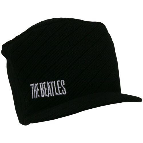 Beatles Logo Visor Beanie