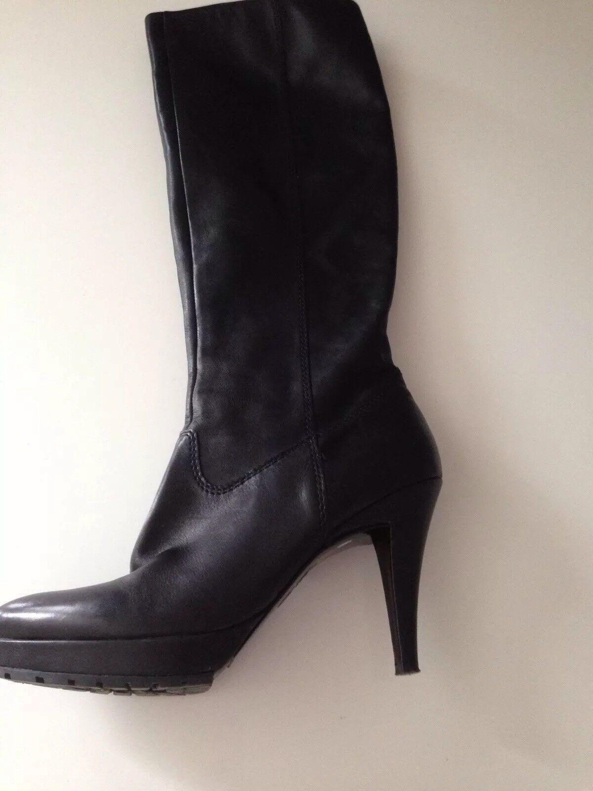 Kennel & Schmenger High Heel Stiefel Gr.39 Made in Germany