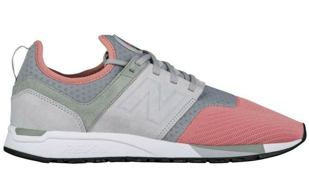 New Balance Men's 247 SYNTHETIC shoes Dusted Peach Seed MRL247PK c