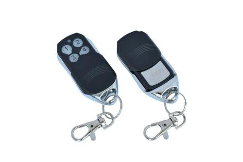 Manual 2 Remotes Garage Door Opener Easy 800 N Rails Mounting Materials