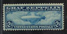 CKStamps: US Air Mail Stamps Collection Scott#C15 $2.60 Mint H OG