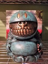 SDCC Bait Ron English Collectormates Mad Happy Monk Verdigris Grin Exclusive