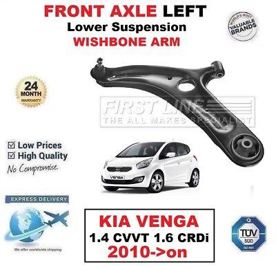 Essieu avant inférieur gauche Wishbone Bras pour KIA VENGA 1.4 Anime 1.6 CRDI 2010 /> Sur