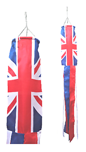 United Kingdom Union Jack Flag Super 5' Windsock