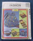 McCalls 4262 Mary Engelbreit Bags & Accessories Sewing Pattern