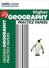 CfE Higher Geography Practice Papers for SQA Exams (Practice Papers for SQA Exams) by Kenneth Taylor, Leckie & Leckie (Paperback, 2015)