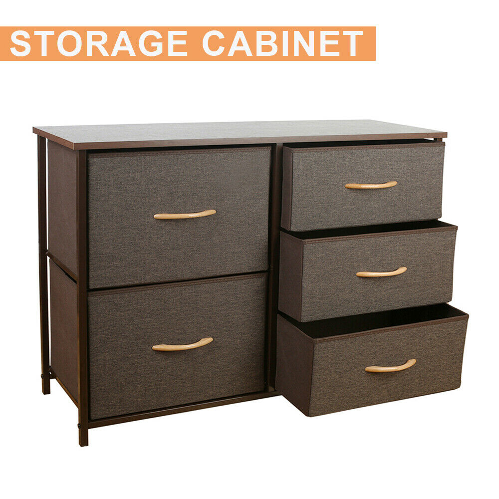 Darby Home Co Fuquay Bowed Shagreen 5 Drawer Lingerie Chest For Sale Online Ebay