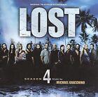 Lost: Season Four [Original Television Soundtrack] by Michael Giacchino (CD, May-2009, VarŠse Sarabande (USA))