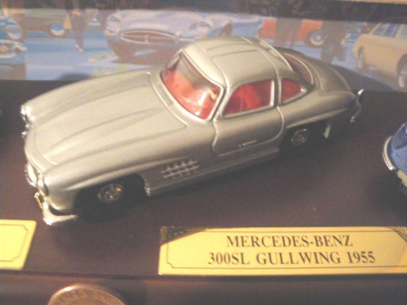 DINKY DY902 SET 1958 PORSCHE 356A, 356A, 356A, 1955 MB300SL GullWing + FERRARI DINO Mint Bxd 179a42