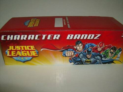 Justice League Logo Silly Bandz Box of 12 Packs of 20