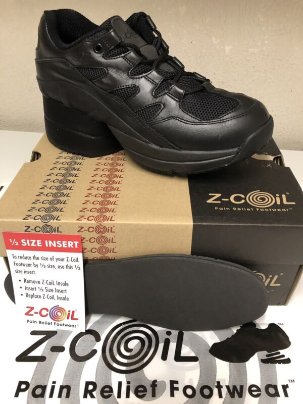 $279 Zcoil Freedom Enclosed Men's Sz 12 New N Box & Free Zcoil Socks @list Price