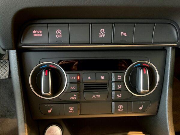 Audi Q3 2,0 TDi 184 Sport quattro S-tr. billede 9