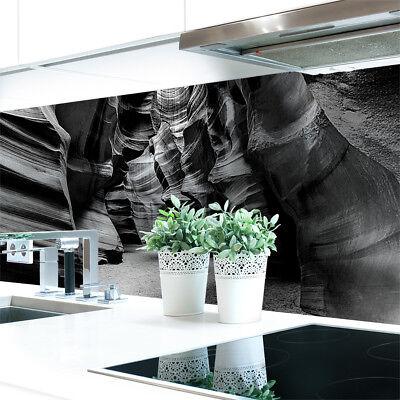 Küchenrückwand Canyon Grau  Premium Hart-PVC 0,4 mm selbstklebend