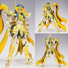 Saint Seiya Myth EX Aquarius Camus God Cloth Soul of Gold action figure Bandai