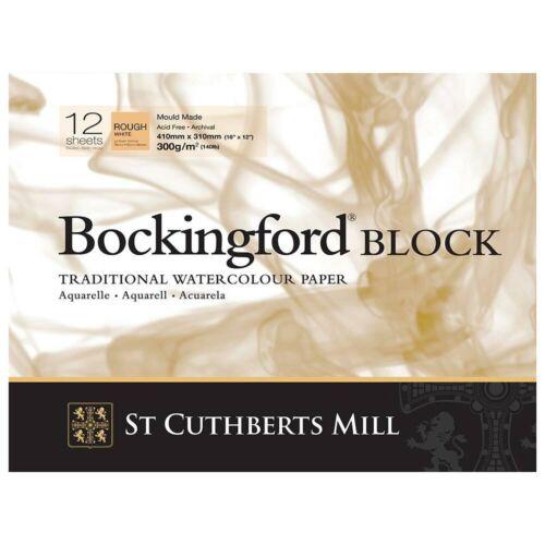 Bockingford Paper Block