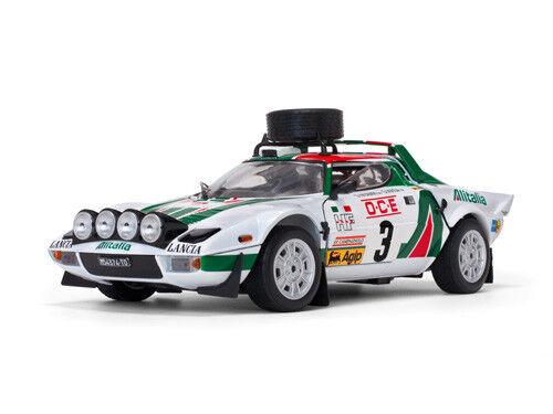 4625 - Sun Star Lancia Stratos HF  3 - MGoldcco Rally 1976 - 1 18