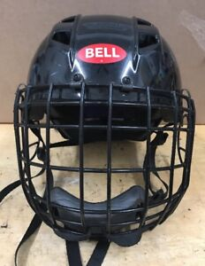 Details about RARE VINTAGE collectible BELL STREET HOCKEY HELMET League  Series