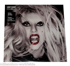 "SEALED & MINT - LADY GAGA - BORN THIS WAY - DOUBLE 12"" VINYL LP - GATEFOLD COVER"