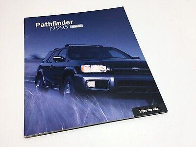1999 1999.5 1999 1/2 Nissan Pathfinder Redesign Launch ...
