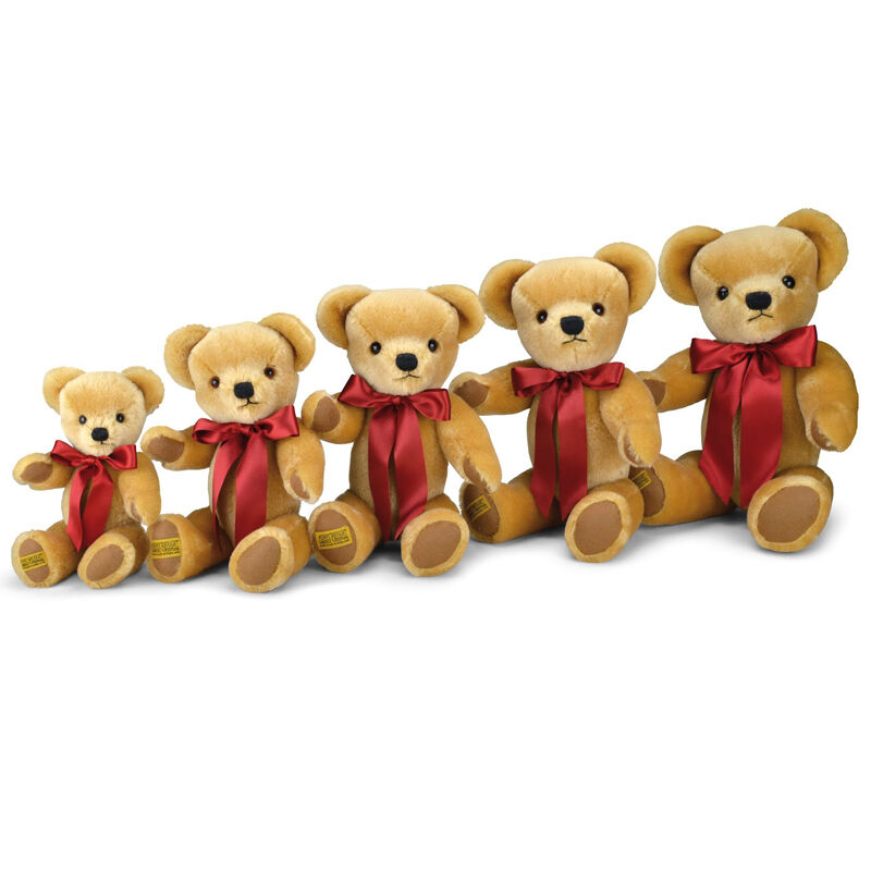 Merrythought London Gold Teddybär - 45cm 45.7cm - - - gm18lg f92f41