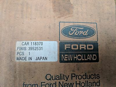 Ford New Holland Tractor Transmission Axle Bearing P/n Car 118370-3952531 Last Style Motors