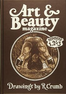 R-CRUMB-ART-amp-BEAUTY-MAGAZINE-NUMBERS-1-3-NUMBERED-amp-SIGNED-EDITION-IN-SLIPCASE