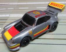 für H0 Slotcar Racing Modellbahn  --   Porsche Turbo mit Tomy Chassis