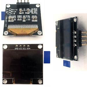 96 Zoll 128X64 I2C Arduino Blau — Rulmeca Germany