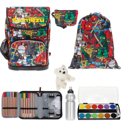 7set bolsas lego mochila mochiIa cartera 20089 maxi Ninjago cómic EFK