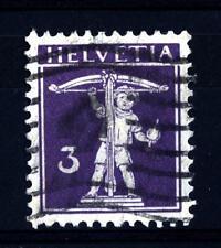 SWITZERLAND - SVIZZERA - 1909-1911 - Walter Tell
