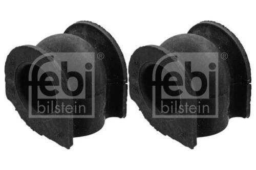 2x Anti-roll Bar Stabiliser Bush Front//Right//Left for HONDA ACCORD 3.0 98-03 CG