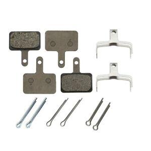 4Pcs//2Set Shimano Disc Brake Pads B01S Resin for Shimano BR M315 M355 M395 M415