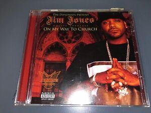 CD-JIM-JONES-On-My-Way-To-Church-2004-Koch-Records-Dipset