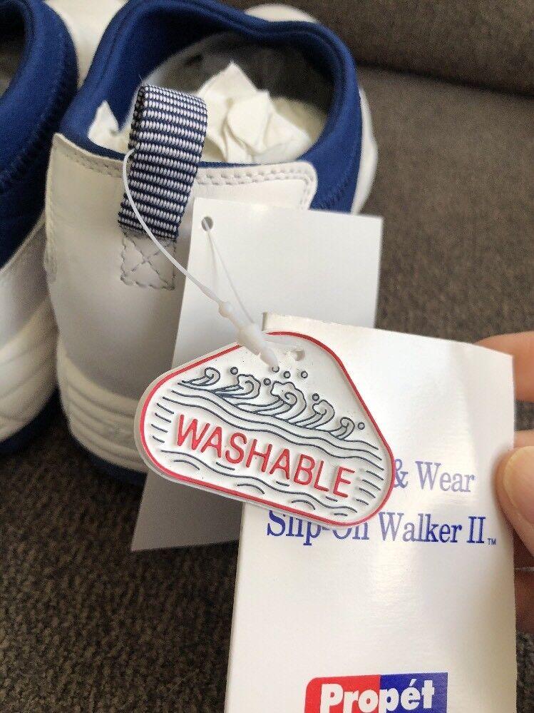 BRAND NEW Propet W3851 Wash & Wear Slip‑on Walking Tennis Tennis Tennis shoes Women's SZ 11 W 05f12b