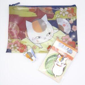 Natsume-039-s-Book-Of-Amigos-Anime-Nyanko-sensei-Llavero-Juego-Un