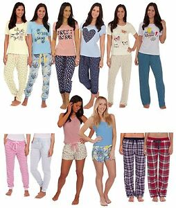 c8589765325e Ladies  Forever Dreaming  Summer Pyjama Range   Lounge Set   PJ ...